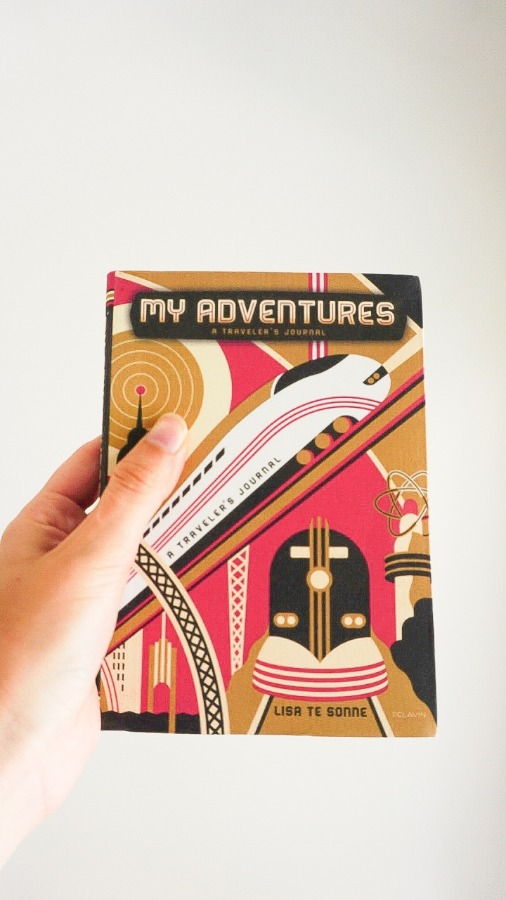 The Perfect Little Book To Carry in Your Backpack for Your Travels